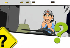Accident Checklist Mobile App for Truck Drivers