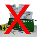 Paper Accident Support Kit
