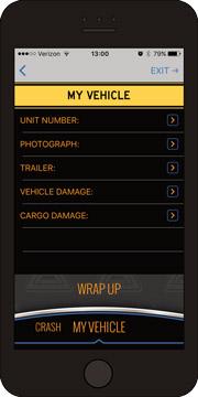 AccidentPlan - My Vehicle