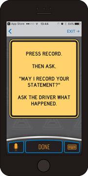 AccidentPlan - Press Record